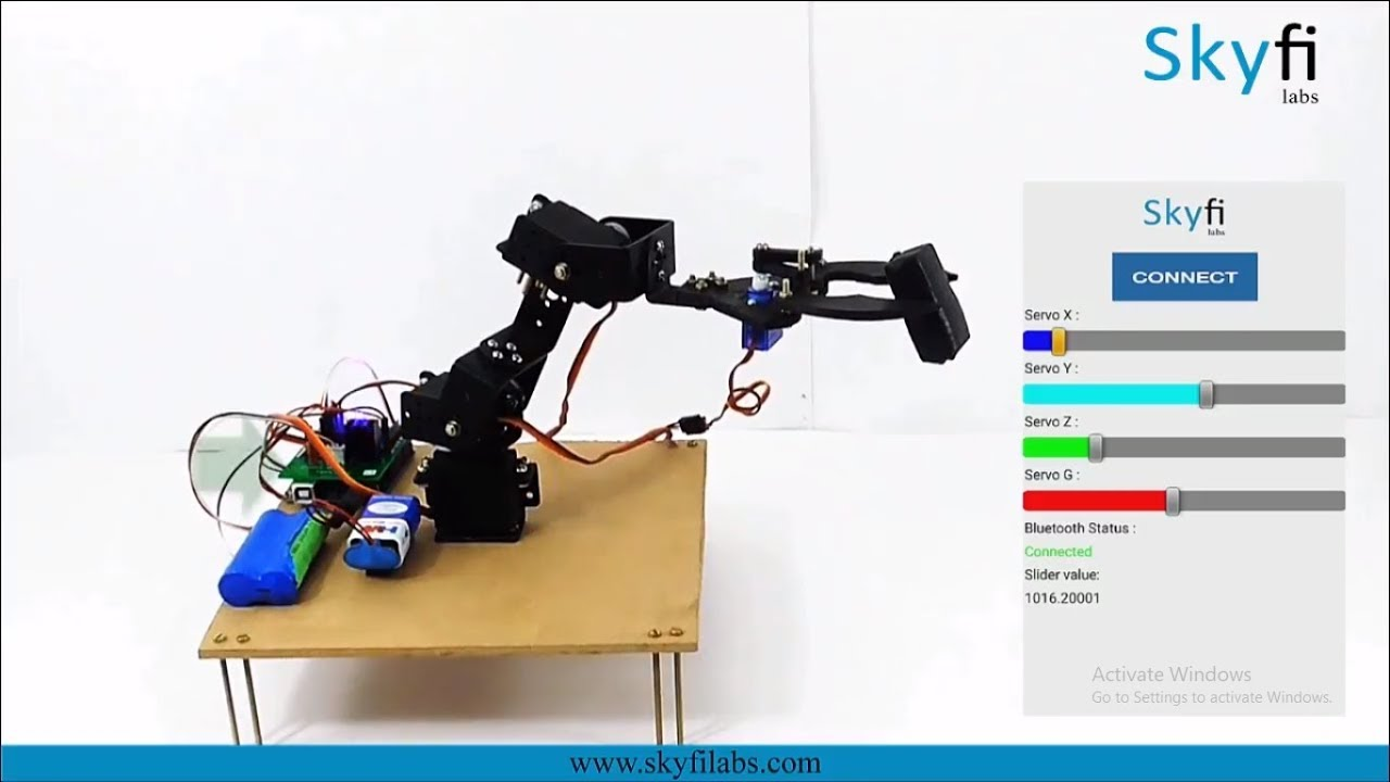 Low Cost Mini Projects for Mechanical Engineering Students