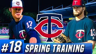 #1 Pick Maxwell Fowler Pitches! Year 2 Spring Training - MLB The Show 17 Franchise Ep.18