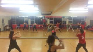 baby boy by beyonc feat sean paul vivadance commercial dance auckland