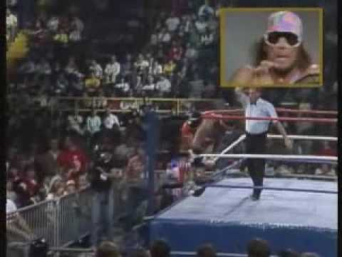 Randy  Savage vs Koko B. Ware