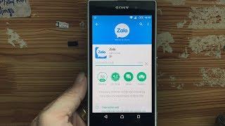 Hướng dẫn cài đặt và đăng ký tài khoản Zalo