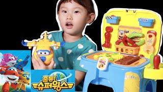 출동! 슈퍼윙스 라임정비사! 도니를 정비하라! 공구 장난감 놀이 LimeTube & Toy 라임튜브