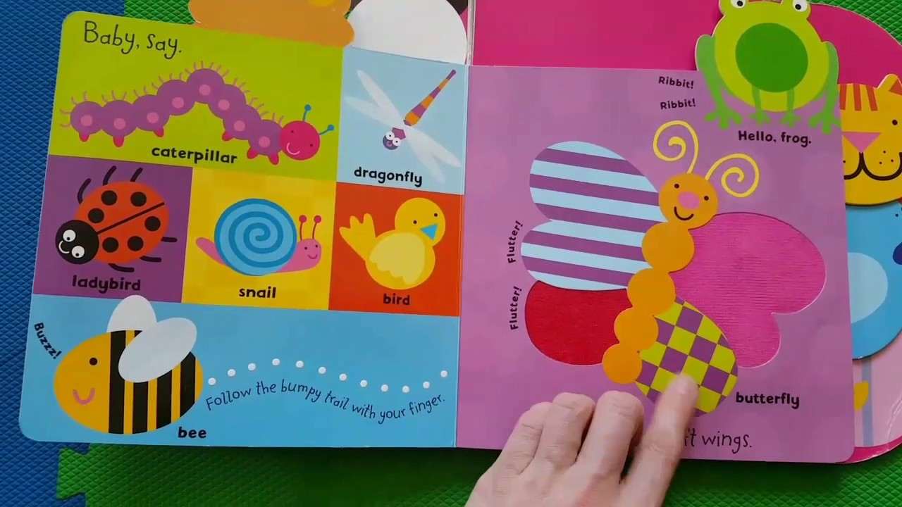 Baby Touch Ladybird Books Youtube