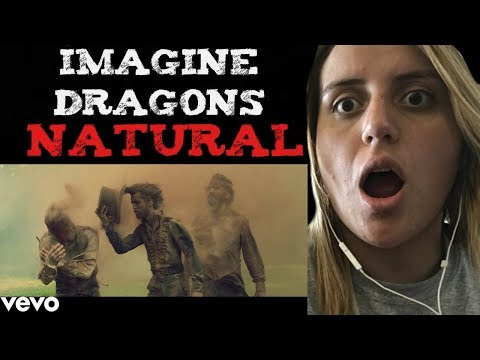 Imagine Dragons - Natural (Official Music Video) Reaction