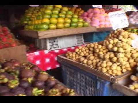 ThaiLand Chiengmai, fresh Fruits and cheap