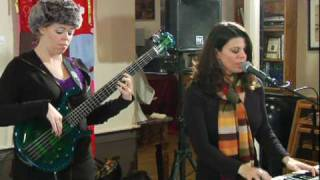"""This Christmas"" by Donny Hathaway; performed by Jen Kearney and The Lost Onion"