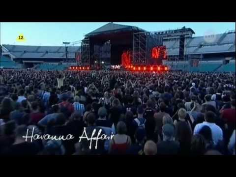 Red Hot Chili Peppers - Havana Affair - Live In Poland [HD]