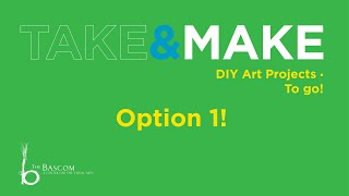 Take and Make - The World from Above - Option 1