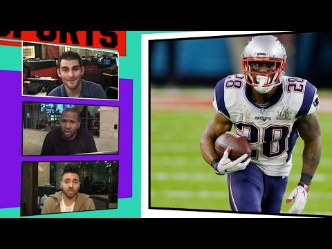 Patriots Hero James White Won't Be Getting Tom Brady's MVP Truck I TMZ SPORTS