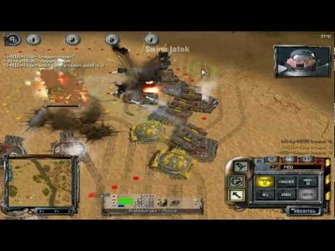 S.W.I.N.E. 1.9 Multiplayer 2012 Gameplay: Csata a Raboil telepekért