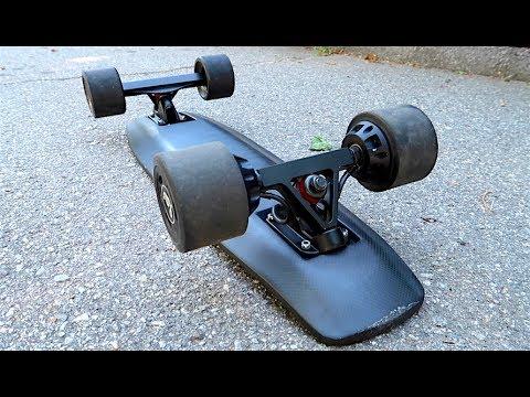 New Electric Skateboard!  YouTube