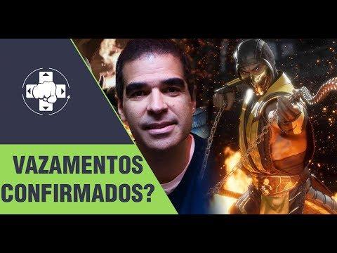 MORTAL KOMBAT 11: IMAGEM OFICIAL PODE TER CONFIRMADO DEMAIS VAZAMENTOS thumbnail