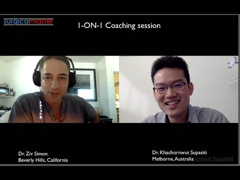 1-ON-1 Coaching with Dr. Ziv Simon