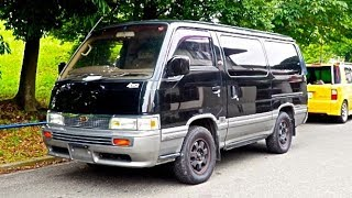 Nissan Caravan Diesel Purchased and Exported from Japan Import a ve...