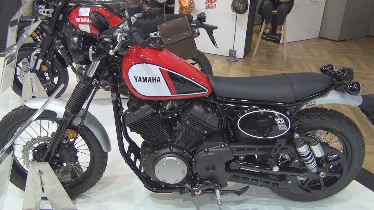Yamaha Scr950 2019 Exterior And