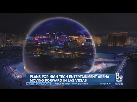 MSG Sphere making progress on road to Las Vegas Strip