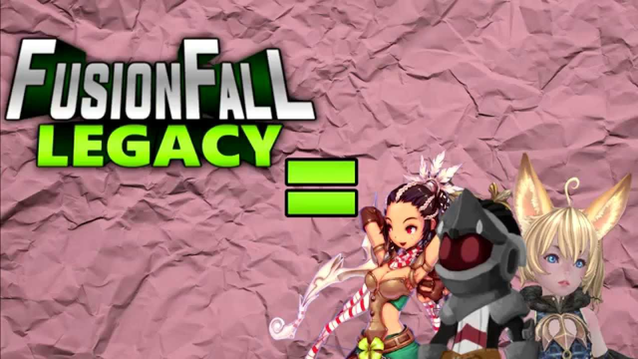 Top 5 MMOs like Fusionfall Legacy