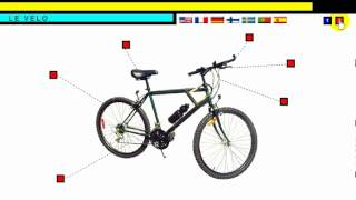 урок французского языка = Vocabulaire = Le vélo
