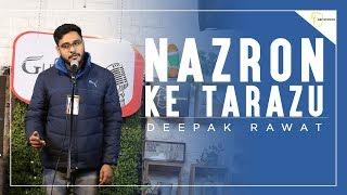 Nazron Ke Tarazu By Deepak Rawat | Poetry | Deeshuumm