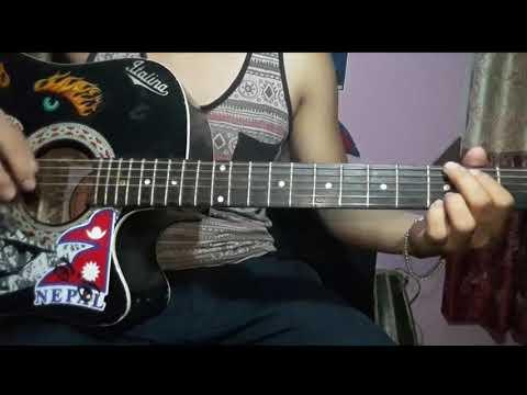 Chords Of Samjhana Birsana — Music Box Listen