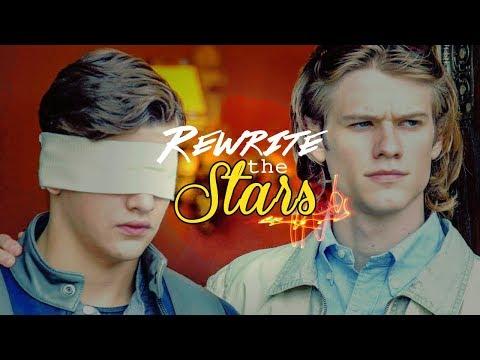 Alex + Scott Summers   Rewrite the Stars
