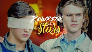 Alex + Scott Summers | Rewrite the Stars