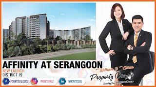 Affinity at Serangoon | District 19 | Serangoon North Ave 1