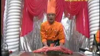 TOKIO's drummer Matsuoka Masahiro displays his wonderful cooking (a...