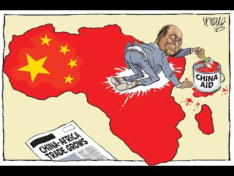 Chinese Imperialism Rises in Africa