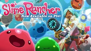 Slime Rancher Official Playstation 4 Launch Trailer Youtube