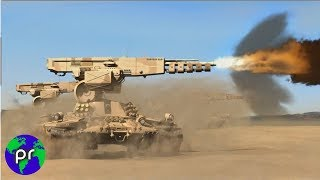 10 SUPER Weapons SECRETLY Being Built 2017