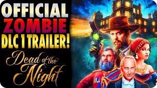 BO4 Zombies: Official DLC 1 Intro Zombie Cutscene Trailer