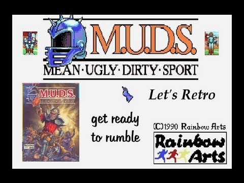 Let´s Retro M.U.D.S. #01 - Faust Gottes vs Foreign Alien