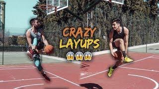 BANDEJAS IMPOSIBLES | Crazy Layups