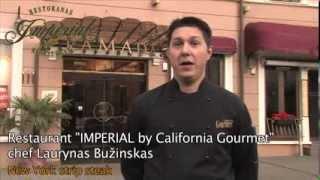 New York Strip Steak By Imperial Restaurant