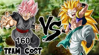 160 TEAM COST CHALLENGE VS SSJ3 GOTENKS DOKKAN EVENT | DBZ Dokkan Battle thumbnail