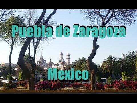 Puebla de Zaragoza. Mexico
