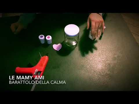 Barattolo della calma, le Mamy Ami