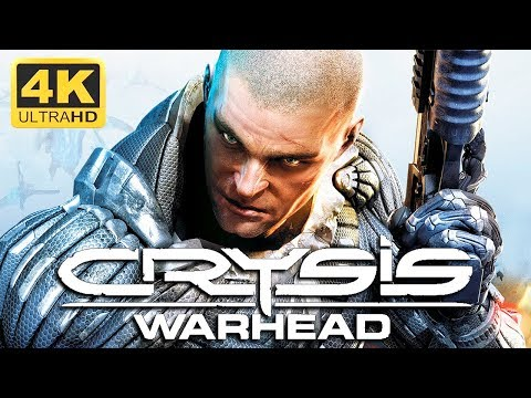 CRYSIS: Warhead - Game Movie 2019 (4K With Graphic Mods) [60fps, 4K]