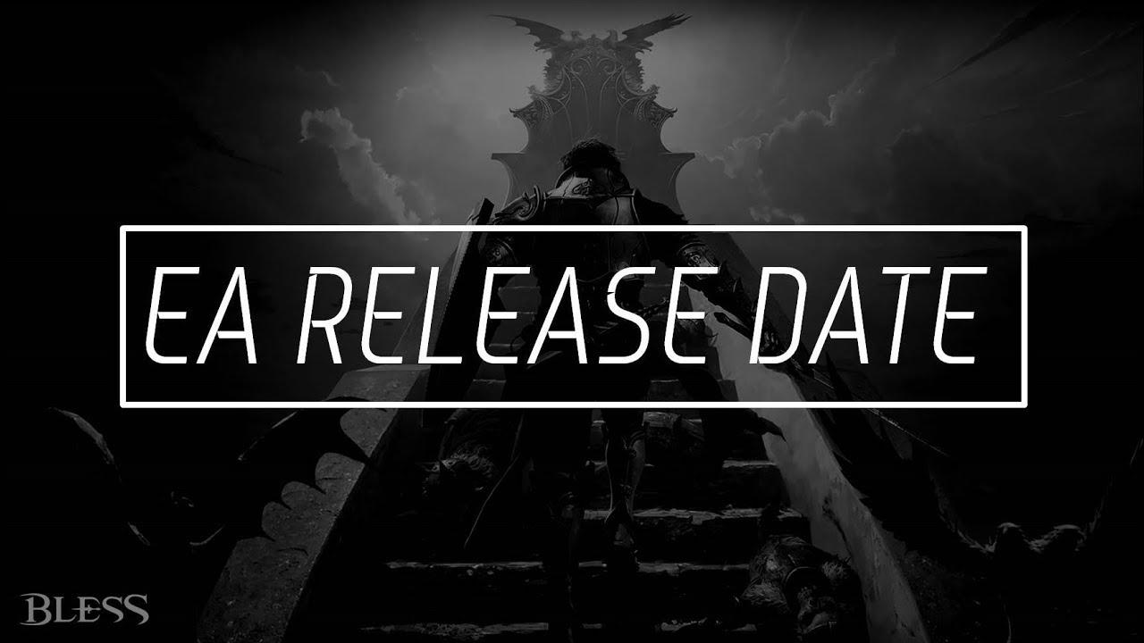 Bless online release date in Brisbane