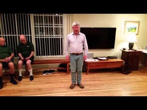 Patrick O'Dea - Blackbird.  Old style Irish step dance.