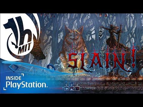 Slain: Gameplay - Heavy Metal-Sidescroller im Retro-Look | 1 Stunde mit