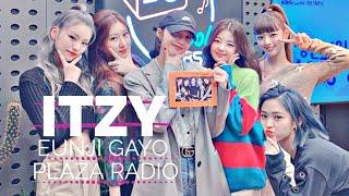 [ENG SUB] 200325 ITZY at Apink Jung Eunji Gayo Plaza Radio  있지 에이핑크 은지의 가요광장 라디오