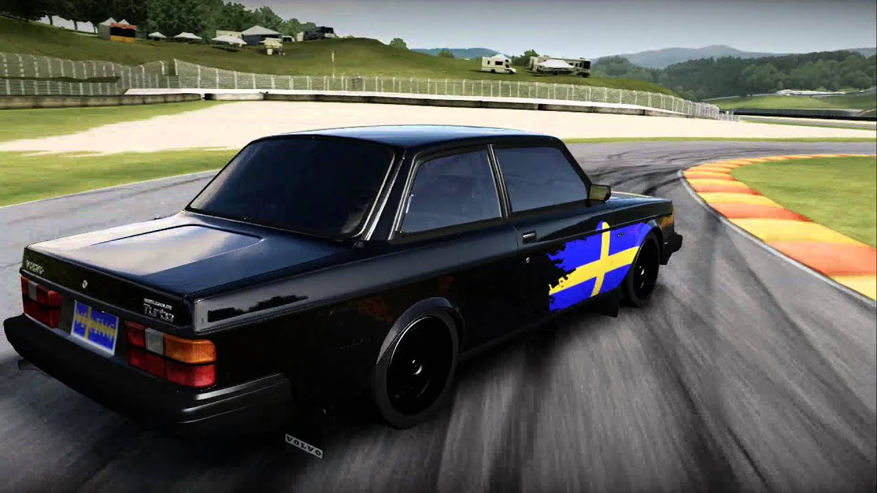 Volvo 242 Drift Mugello Forza Motorsport 4 - YouTube