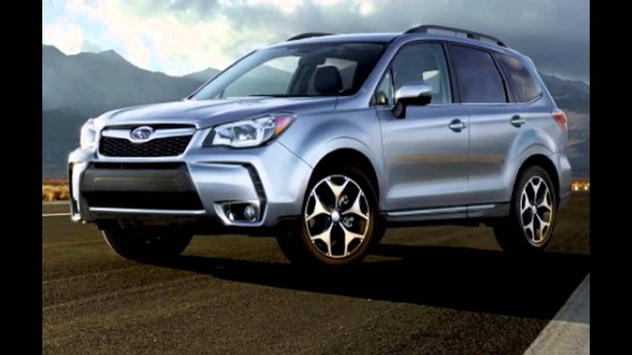 2016 2017 Subaru Forester Compact Suv First Drive Reviews Release Date