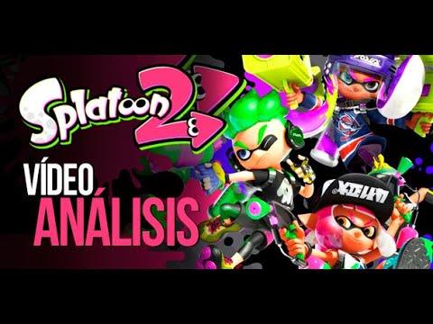 Splatoon 2: Vídeo análisis