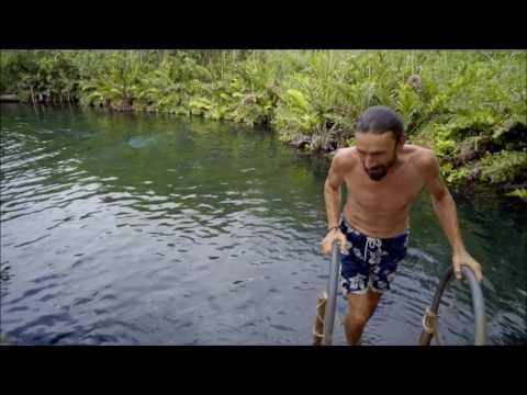 Cenote Xunaan-Ha, Tulum, Quitana Roo, Mexico, 2016