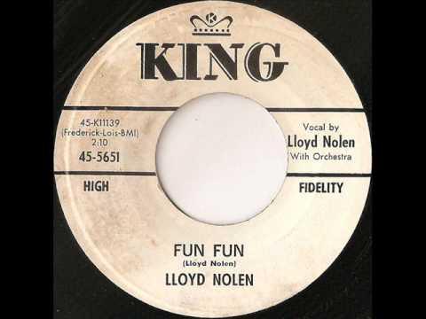 Lloyd Nolan - fun fun