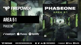 PhaseOne - Area 51(feat. F3tch) [Firepower Records - Dubstep]