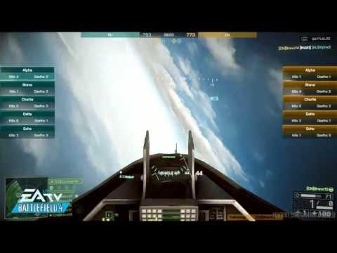 Battlefield 4 Gamescom Livestream 21st Aug | Part 4 - Levolution & Heli Gameplay |